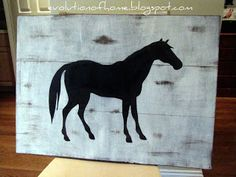 The Evolution of Home: A Horse Is Of Course A Piece Of Art