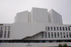 Finlandia Hall by Alvar Aalto | Flickr - Photo Sharing!