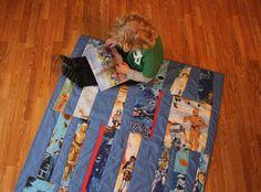 3. Star wars quilt