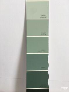 Living Room Green, Green Rooms, Bedroom Green, Room Ideas Bedroom, Bedroom Decor, Green Paint Colors, Paint Colors For Home, House Colors, Sage Green Paint