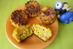 idei de gustare pentru copii, diversificare, briose, retete de briose, briose cu somon, retete de briose pentru copii, biscuim, retete biscuim Baby Food Recipes, Healthy Recipes, Healthy Food, Muffin, Cooking, Breakfast, Wonderland, Projects, Recipes For Baby Food