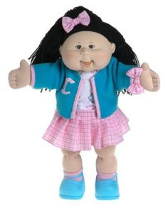 cabbage patch dolls -