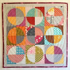 Image result for circular quilt patterns