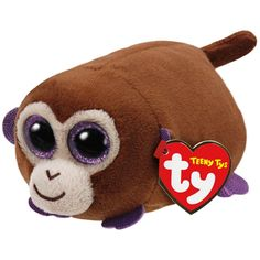 Ty - Teeny Tys - Monkey Boo - Brown Monkey - 4 Inch 9a42ca68f029