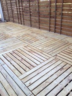 Gorgeous Pallet Wood Floor Agreement You can look at! Find and save ideas about Pallet wood floor on .Find and save ideas about Pallet wood floor on . Pallet Patio Decks, Pallet Fence, Pallets Garden, Backyard Patio, Pallet Wood, Pallet Playhouse, Deck From Pallets, Pallett Deck, Playhouse Furniture