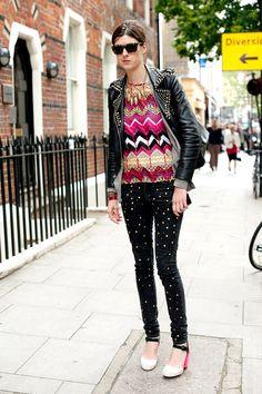 El street style de Londres