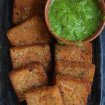 Gluten Free Masoor Dal Cutlet Recipe is a satiating party appetizer or teatime snack with crisp exterior and soft kebab like texture underneath. The term cutlet defines a flat croquette…