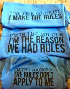 Rules Between Brothers