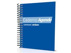 Caderno produzido para distribuição em todas as revendas da Confenar