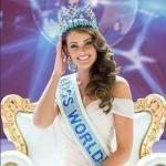 Miss world Rolene Strauss HD wallpaper