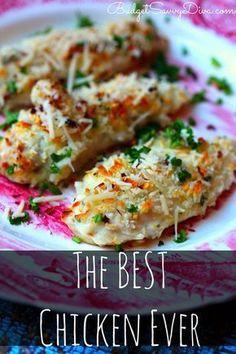 The BEST Chicken Ever Recipe
