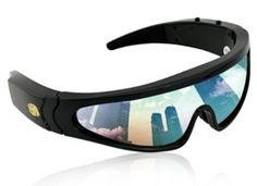 33e06cafd1d Sunglasses with 5MP hidden spy camera Cool Gadgets To Buy
