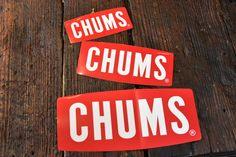 Sticker CHUMS Logo