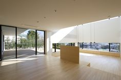 House on the Bluff by Edward Suzuki Associates | http://www.caandesign.com/house-on-the-bluff-by-edward-suzuki-associates/