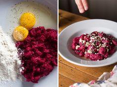 Ñoquis de remolacha: una receta del restaurante Brač, próxima apertura en Palermo - Planeta JOY
