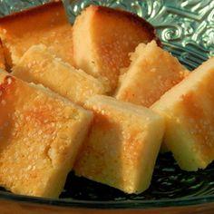 "Quesadilla Salvadorena I ""Parmesan, sugar butter.. dessert. I liked this a lot."""