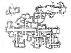 Uma dungeon de respeito     Hoje é dia de mapa na Confraria, e trago para vocês, mestres e jogadores que nos acompanham, não uma simples d...