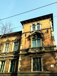 #Katowice Szopienice, ul. Herberta Bednorza 16 #townhouse #kamienice #slkamienice #silesia #śląsk
