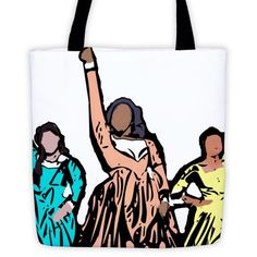HAMILTON - Schuyler Sisters Tote bag. I WANT THIS SO BAD