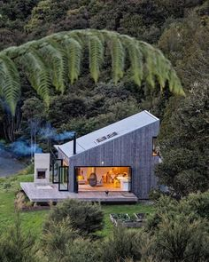 "2,421 Likes, 16 Comments - G Ξ N T L Ξ M Λ N M O D Ξ R N™ (@gentlemanmodern) on Instagram: ""LTD architectural builds 'back country house' in New Zealand , dream house looking cool... ✌…"""