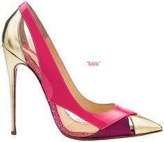 Designer Shoe Collections - Shoerazzi #prom heels