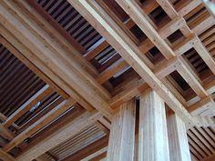 Komyo-ji Temple, Ehime Japan,  architect Tadao Ando, 2000