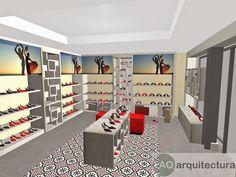 FAQ arquitectura: Proyecto para tienda de zapatos de baile