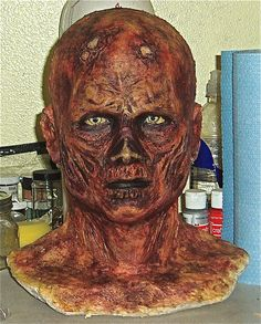 Zombie mask repin! #zombies