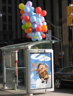 creative bus stop ad - Google-haku