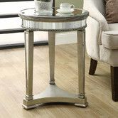 Found it at Wayfair - Mirrored End Table