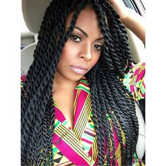 Gorgeous! @medinaj - http://www.blackhairinformation.com/community/hairstyle-gallery/braids-twists/gorgeous-medinaj/ #braidsandtwists