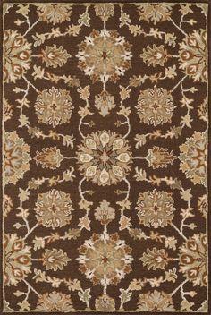 Ashford HAS 02 Brown / Multi Rug