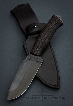 Latest pic from Tomas Rucker Knives 4 Feb 2016