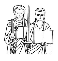 pin by deirdre on catholic coloring pages for kids to colour pinter