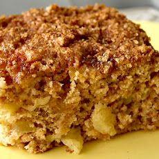 Pineapple Coffee Cake Recipe