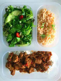 Hünkar Beğendi & Domatesli Pirinç Pilavı