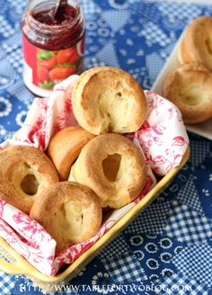 Popovers-Love em! on Pinterest | Popover Recipe, Blueberry Oatmeal ...