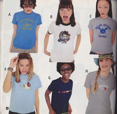 The girls were always striking irreverent poses and making goofy faces. | 19 Reasons Why You Miss Getting The Delia*s Catalog