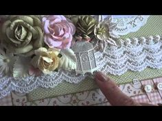 ▶ Projects featuring Lindy's Stamp Gang's new Nantucket Pearls! - YouTube