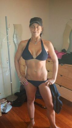 fitness challenge: #rocking #gym in #style #paying #off #sexy #bikini...