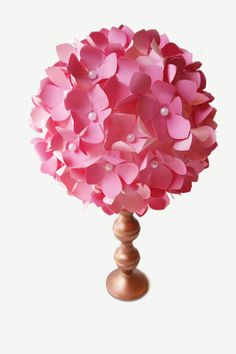 How to make a paper flower pomanderkissing ball diy wedding how to make a paper flower pomanderkissing ball diy wedding tutorial projects to try pinterest diy wedding tutorials and flower mightylinksfo