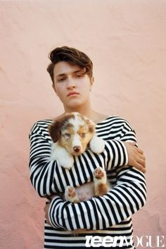 Meet Anwar Hadid: 10 things you didn't know about Gigi and Bella's little brother