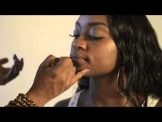 Summer Lipstick Tips & Tricks by Celebrity MUA on African American Skin - Part 1