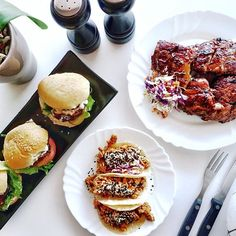 COMPETITION TIME | Stand a chance to WIN a R500 @themashtun voucher - redeemable during or after lockdown !  _____ The Mash Tun has an amazing food, tapas, and liquor menu that offers unbeatable value for money! We tried three of their tapas dishes - Ribs (R90), Chicken Tacos (R65), and the Burger Sliders (R95) 🍔 The dishes were much larger than expected - and insanely delicious! My personal fave? The ribs! Sweet and sticky and incredibly juicy 🤤🤤🤤 But there are tons of other gorgeous… Tapas Dishes, R65, Competition Time, Chicken Tacos, The Dish, Salmon Burgers, Sliders, Liquor, Larger