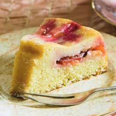 Plum cake @Lynn Goring-Crook
