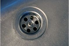 How Can I Get the Smell Out of My Kitchen Sink Drain? | eHow