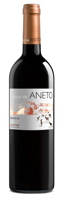 Pico de Aneto Reserva 2006.