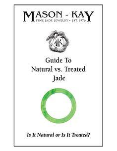 Mason Kay | Fine and Natural Jadeite Jade and Jade Jewelry