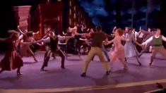 American In Paris Performance Tony Award 2015