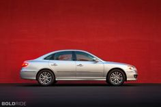 2011 Hyundai Azera Boldride.com - Pictures, Wallpapers